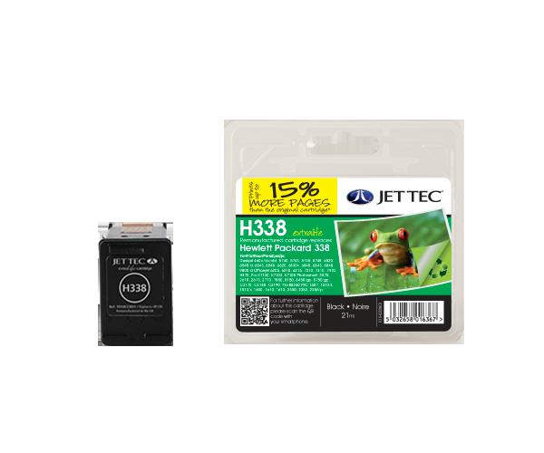 Remanufactured HP338 (C8765EE) Black
