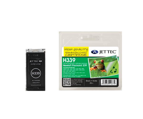 Remanufactured HP339 (C8767EE) Black