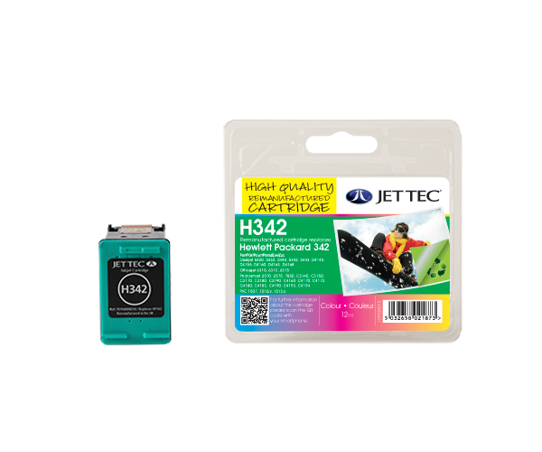 Remanufactured HP342 (C9361EE) CMY Colour